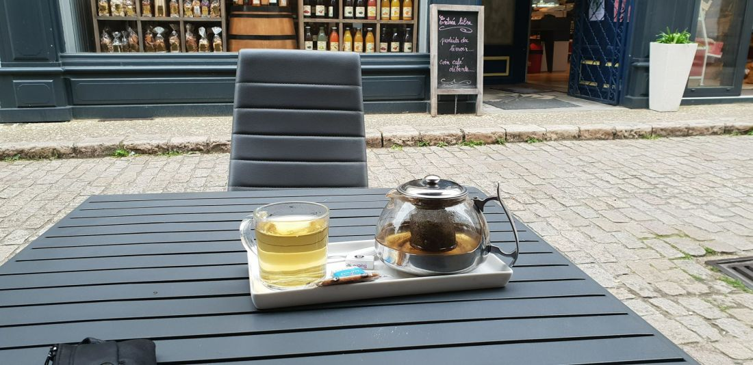 Solitude and tea