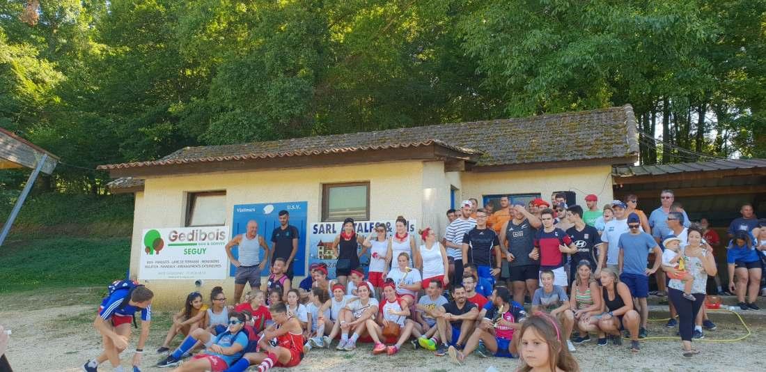 Inter village games