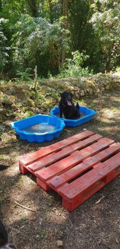 Luka paddling pool