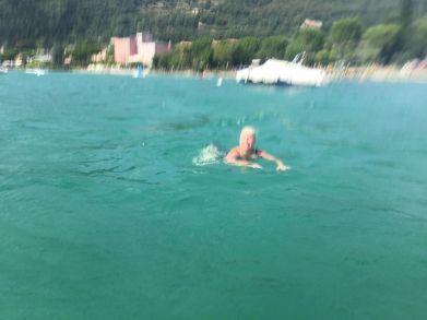 Sharon drowning
