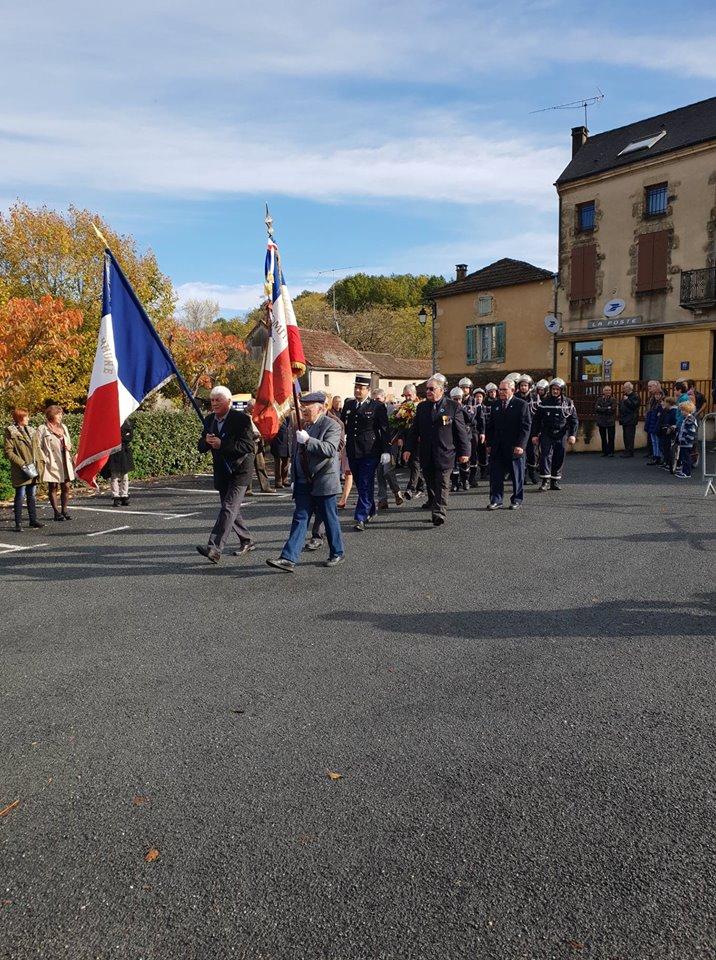 Memorial procession