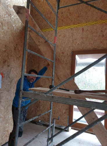 Martin holding the stair case.jpg