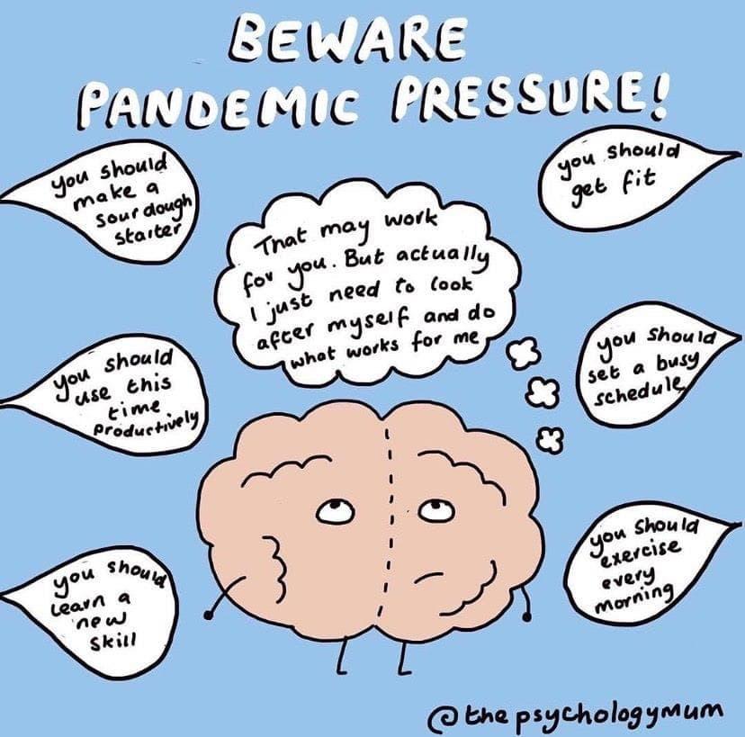 Pandemic Pressure