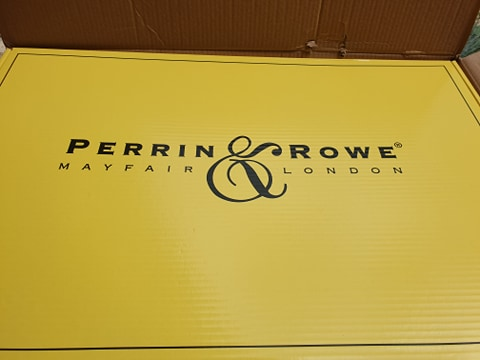 Perrin and Rowe box