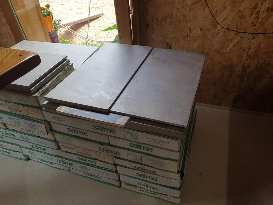 Tile order